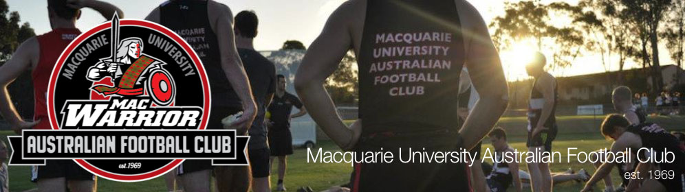 Macquarie University Football Club