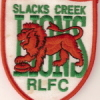 Slacks Creek RLFC Inc.