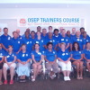 Inaugural OSEP Trainers Course 