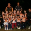 Juniors mighty U6's !