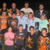 2008 Leichhardt Juniors Club Visit