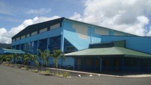 Gymnasium #2, Faleata