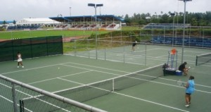 Apia Park Tennis Courts