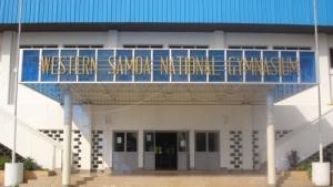 Apia Park Gymnasium
