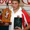 2008 Illawarra Steelers Harold Matthews and SG Ball Cup