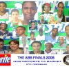 ABB FINALS Promo poster 2008