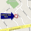Uniform Sale Location