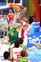 How did I.R.Iran basketball team perform at the Olympics?