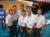 Comm Games Support Staff