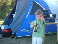 Camping