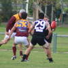 ANZAC Day 2009 Reserves Vs Murrumbeena