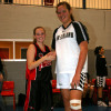 West Brisbane Falcons v New Zealand U17 Emerging Tall Ferns Team 18/08/2009