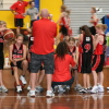 West Brisbane Falcons U12 Girls Div 1 2009