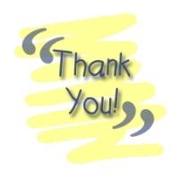 Thank  you committee members and volunteers