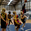 All Girls Coaching clinic with Geelong Lady Cats