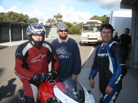 Dave, Darren & Travis