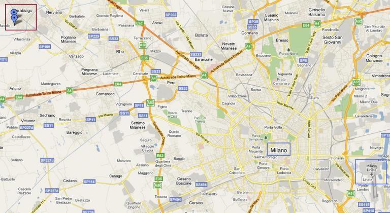 Milan Linate And Bergamo Airports To Parabiago Australian Football