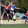 2010 Grand Final 2nd Quarter Photos