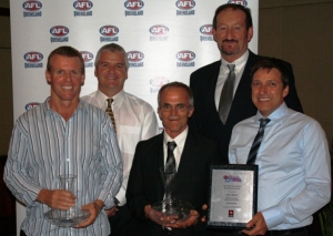 Steve Moody, Joe Brennan, Peter Bradford, Chris Hunt & Paul Menti