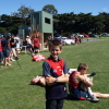 Melbourne Football Club  - Inverloch visit