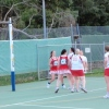 2011, Round 12 Vs. Yarram at Terrill Park (Netball)