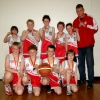 2011 U12 Boys Runner Up - Cavaliers Rockets