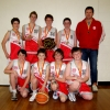 2011 U14 Boys Premiers - Cavaliers Slammers