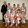 2011 U12 Girls Runner Up - Dominoes Heat