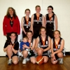 2011 U14 Girls Runner Up - Dominoes Monkeys