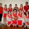 2011 U16 Girls Premiers - Cavaliers