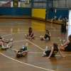 Youth League Women Practise Game 19th Feb 2012