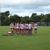 2012, Practice Match Vs. Tooronga Malvern