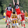 2012 Round 5 vs Heidelberg West