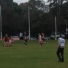 Under 14 girls' competition, Round 1