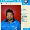 2012 Chelsea FC Collector Cards