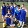 Under 10 Kangaroo Blue 2012