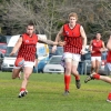 2012 Round 12 vs Heidelberg West