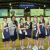 Open Girls Div 2A Runner Up Spearwood Hawks #5