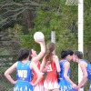 2012, Round 16 Vs. Tarwin - Netball