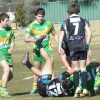 August 2012 vs Panthers U18s
