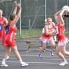 2012, Round 19 Vs. Yarram - Netball