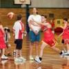 Liz Cambage visit to CHBA