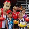 2013 McDonalds Sponsorship Launch