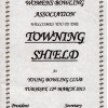 TOWNING SHIELD YOUNG NSW 2013.