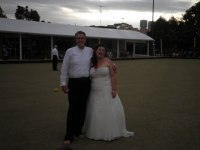 New Farm Bowls a great place for a Wedding