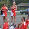 2013, Round 1 Vs. Foster - Netball