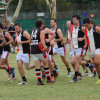 2013 SFL Round 2: Christies Beach v Flagstaff Hill B Grade (13/4)