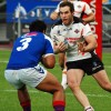 Auckland Vulcans vs. Wests Tigers 27/4/2013