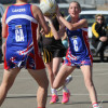2013 - Round 4 Jeparit Rainbow v Sea Lake Nandaly Tigers (photo by Les Graetz)