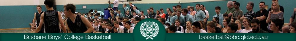Brisbane Boys' College Basketball